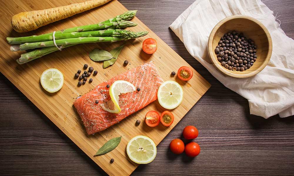 หลักการกินอาหารให้มีสุขภาพดี